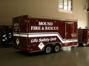 Emergency Vehicle Graphics
