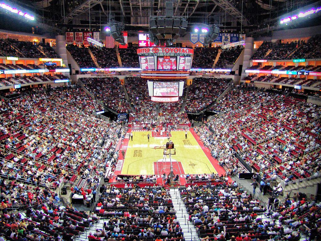 Sports Stadiums & Arenas: