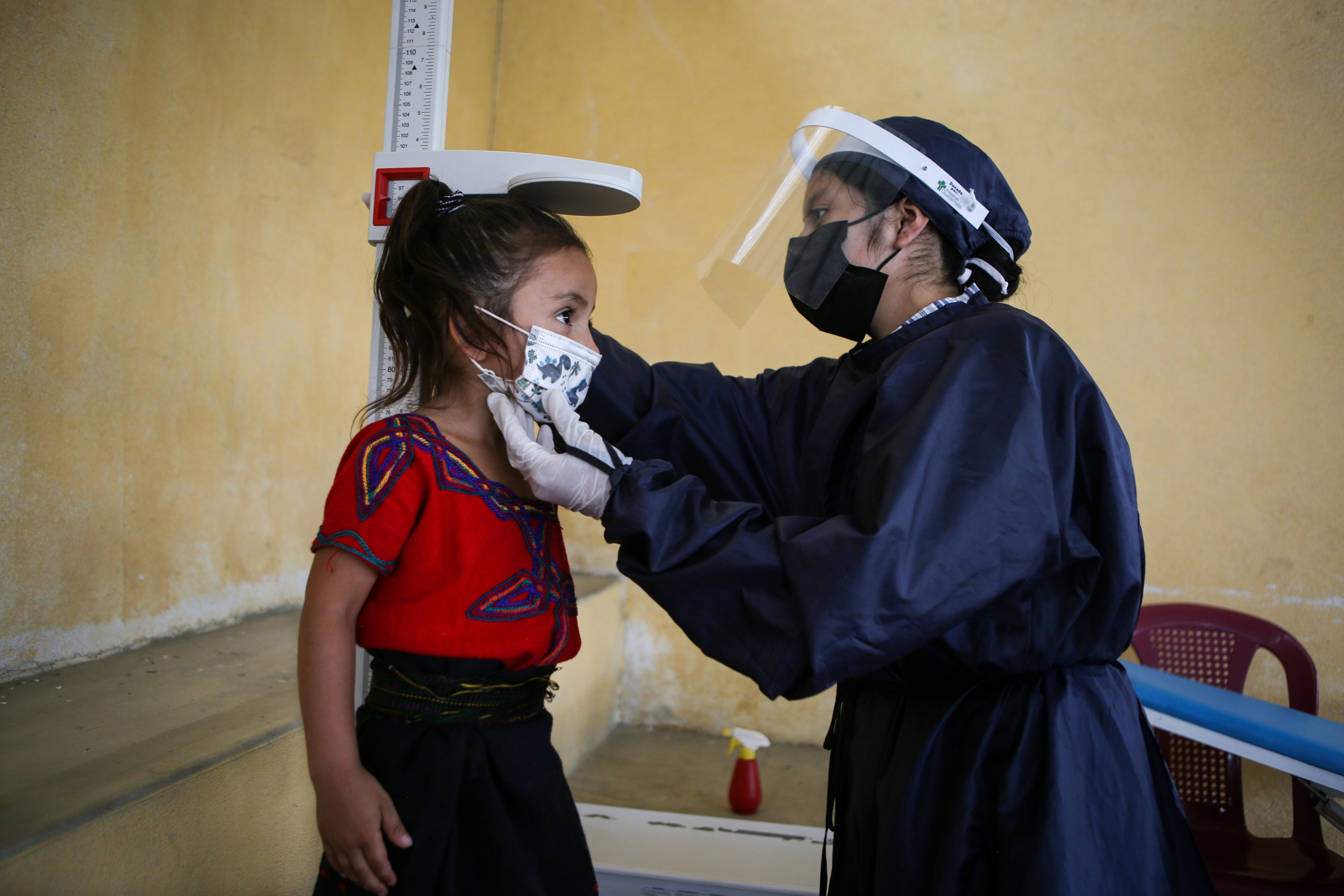 """Niños Chispudos"" Community Clinics Continue!"