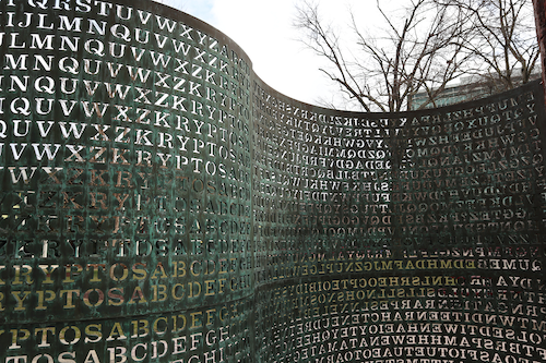 NCMF Board Member Elonka Dunin Participates in a CNN documentary about Kryptos.