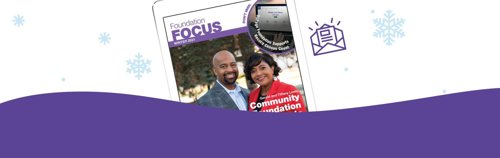 Meet The Lewises: Community Foundation Power Couple