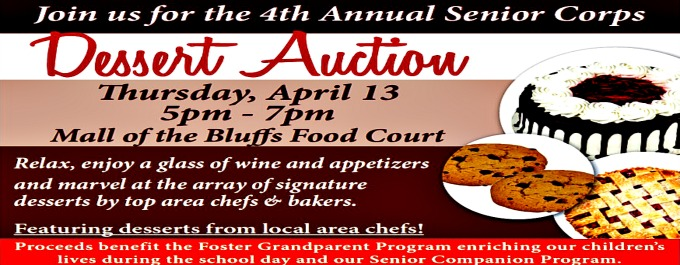 Dessert Auction 2017
