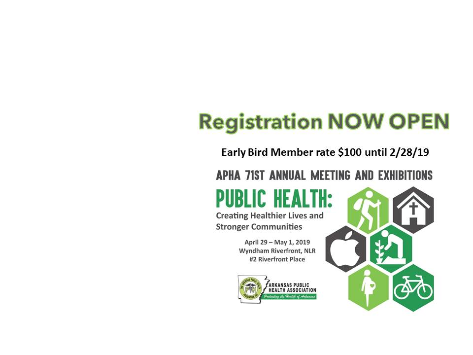 2019 APHA Annual Meeting and Exhibitions