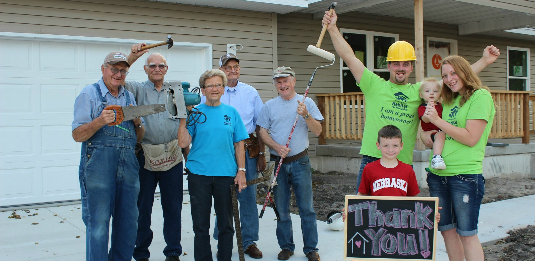 Building Homes, Building Hope