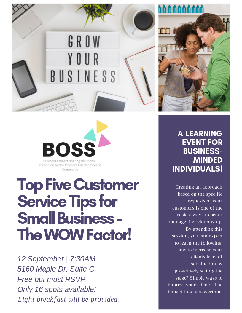 The WOW Factor- BOSS Series