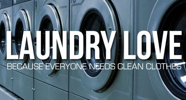 Laundry Love Event for the Bluffs