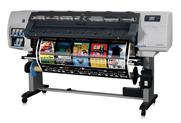 HP L25500 60 inch Latex Printer