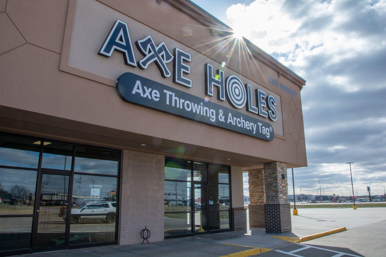 Axe Holes