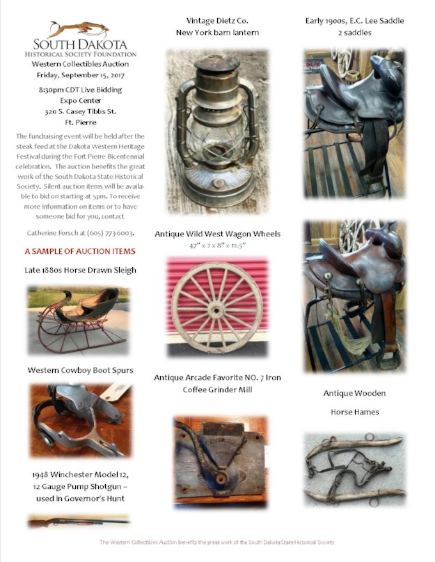 Western Collectibles Auction