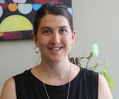 Jennifer Jones, Beyond School Bells Program Coordinator
