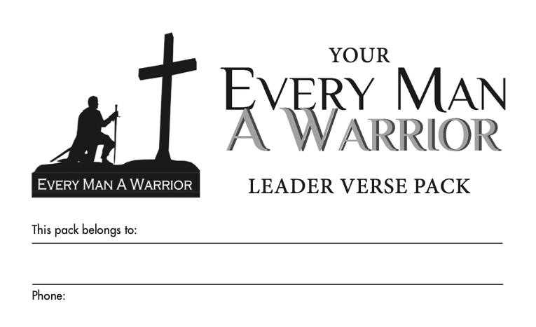 Leader's Verse Pack