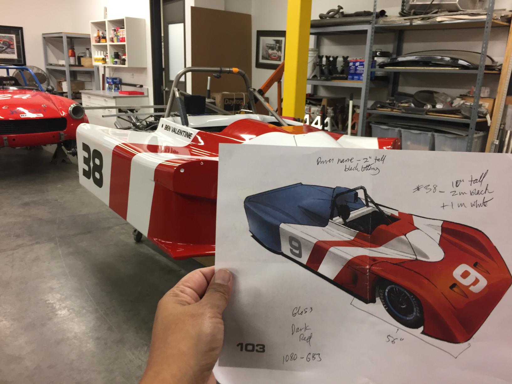 Custom Wrap Designs