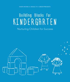 Building Blocks for Kindergarten handbook