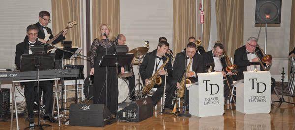 Trevor Davison Swing Band