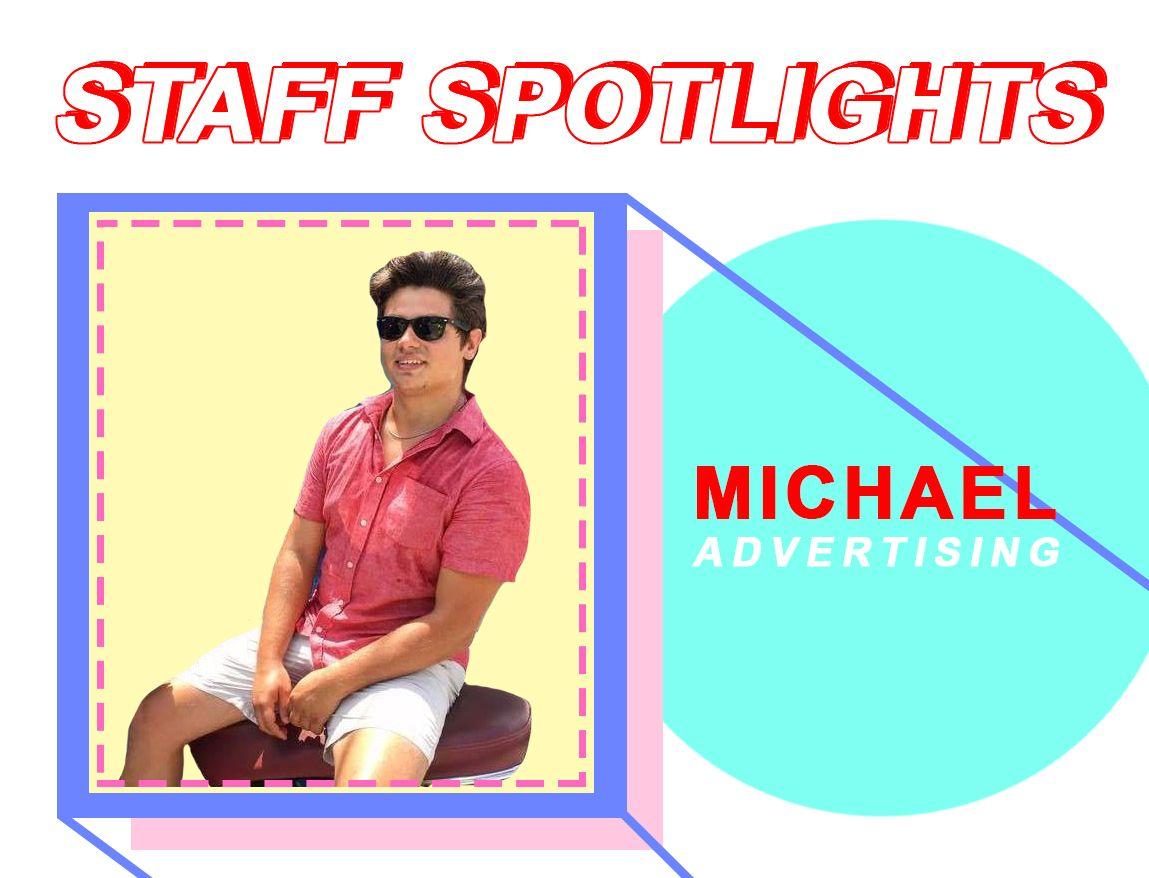 Staff Spotlight: Michael Stefan