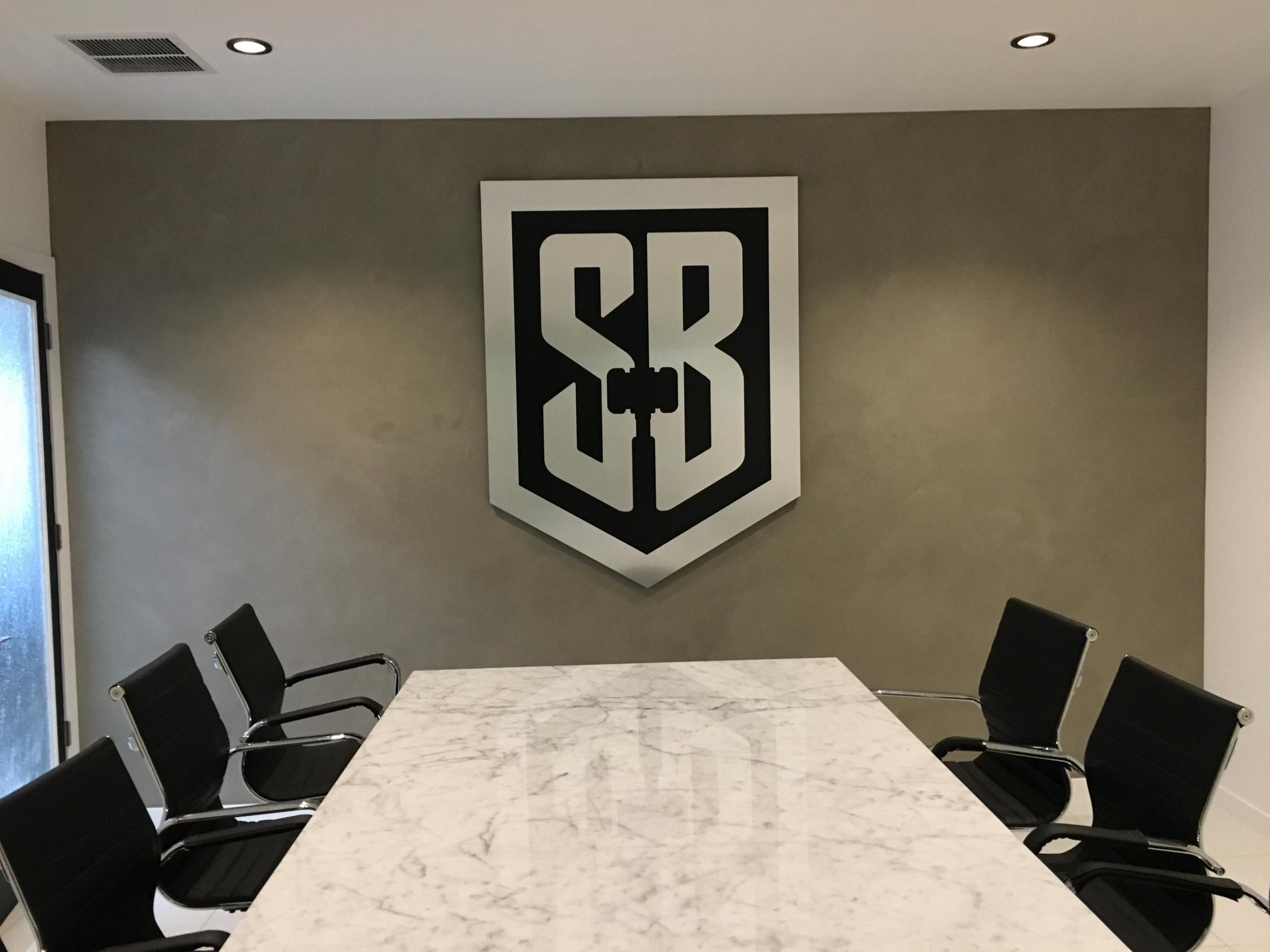 Conference Room 3D Logo