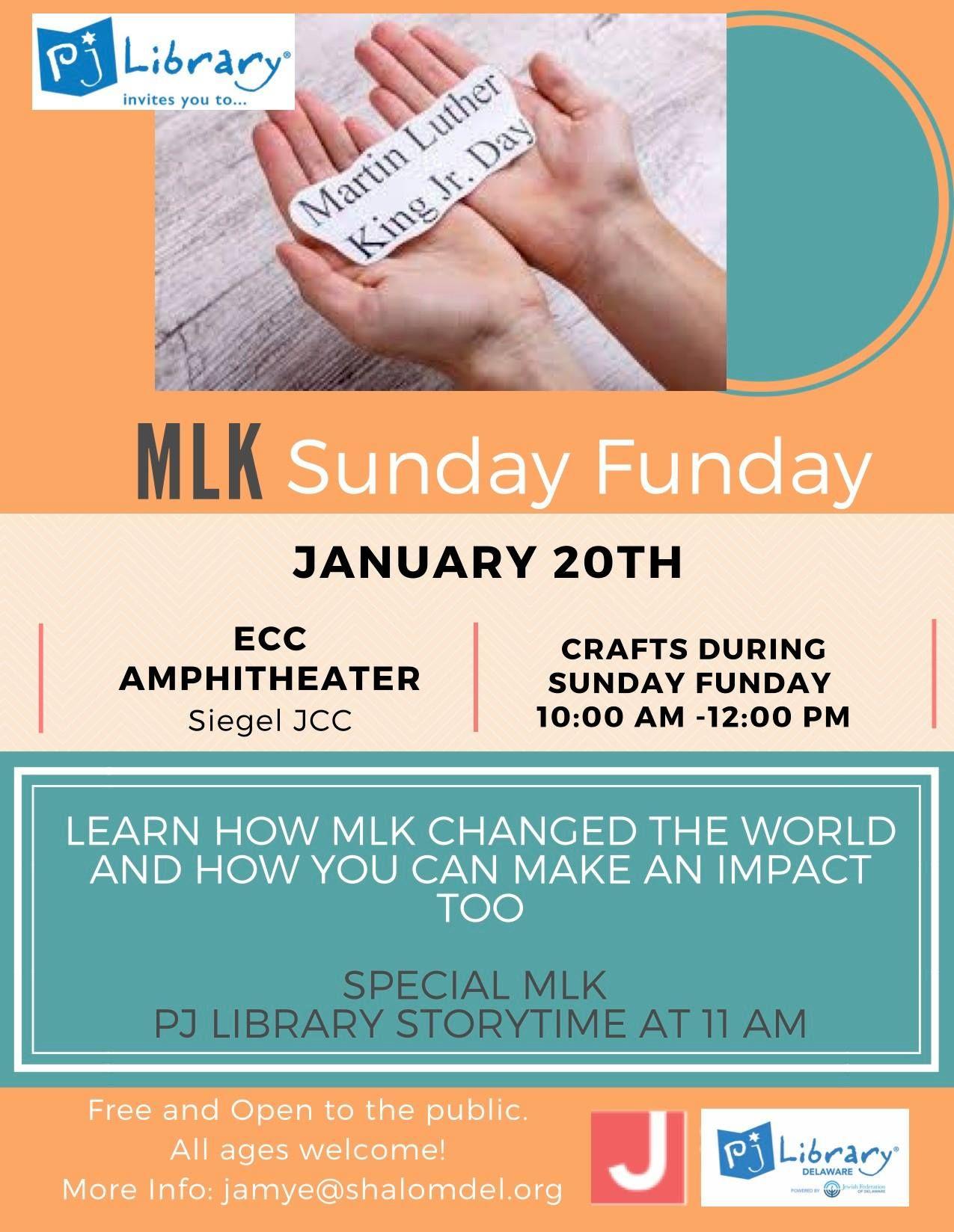 MLK Sunday Funday