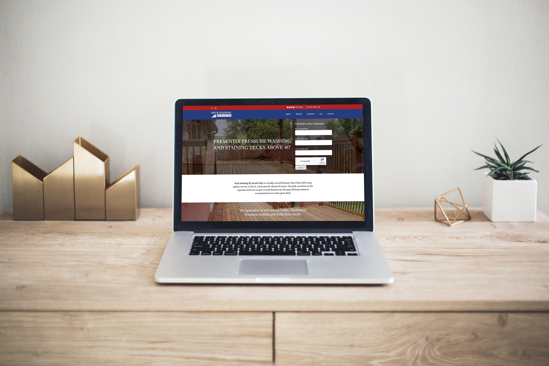 We design & build custom websites that deliver results.