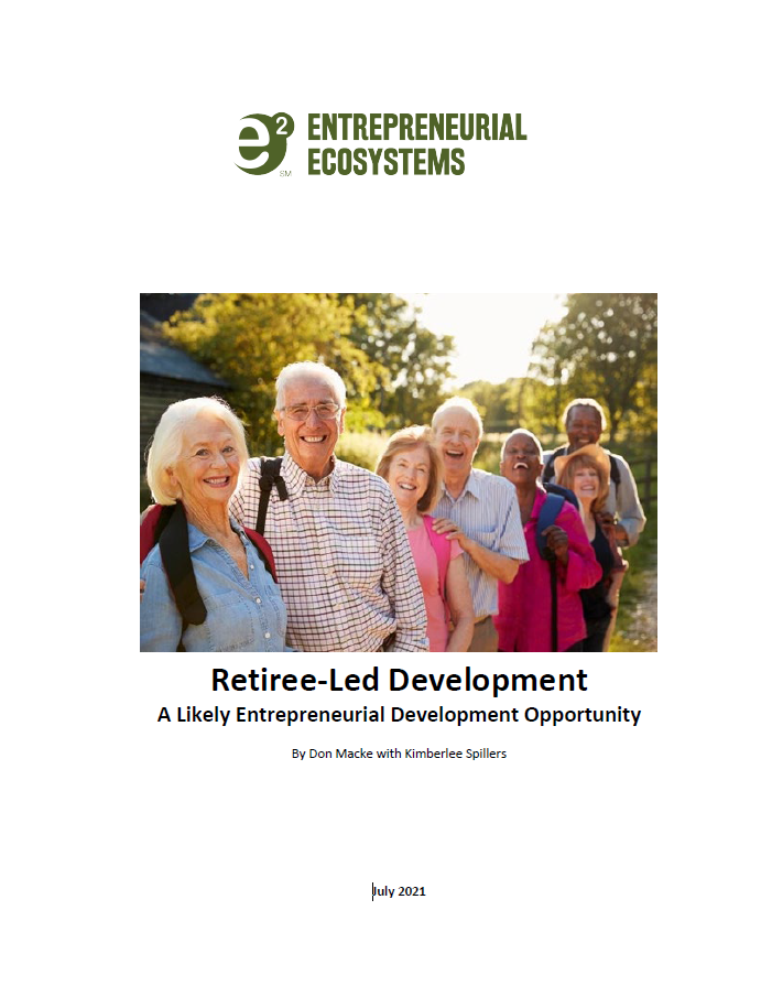 Retiree-Led Development