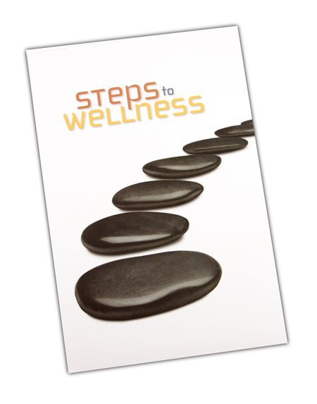 "MHAM ""Steps to Wellness"" Cover"