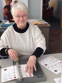 My Joyful Heart Office Volunteer