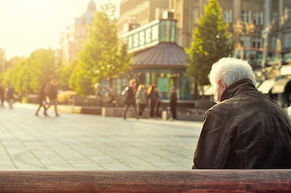 Did you know that 9.8 Million Seniors are facing the very real threat of hunger in the United States right now?