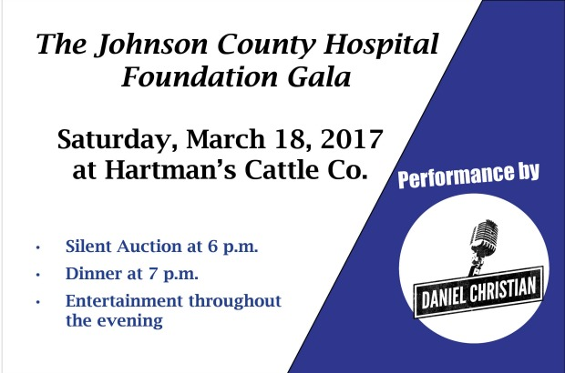 Join us at the 5th Annual Johnson County Hospital Foundation Gala!