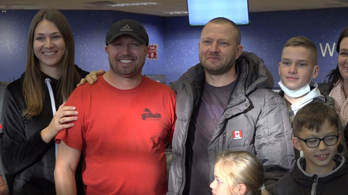 Ukrainian refugee brothers reunite in Lincoln after 19 years apart, thanks to CSS