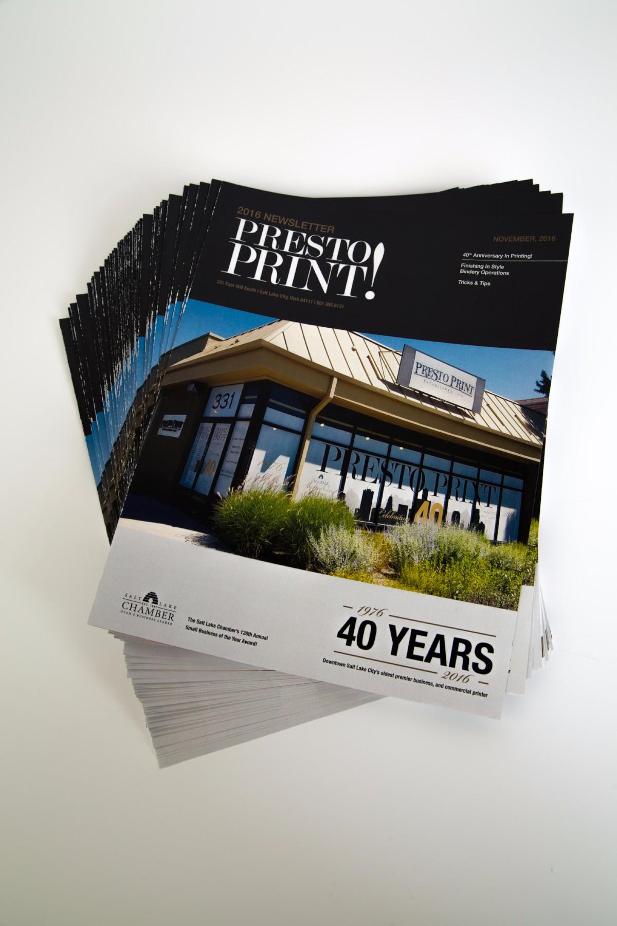 Printing Business in Salt Lake City