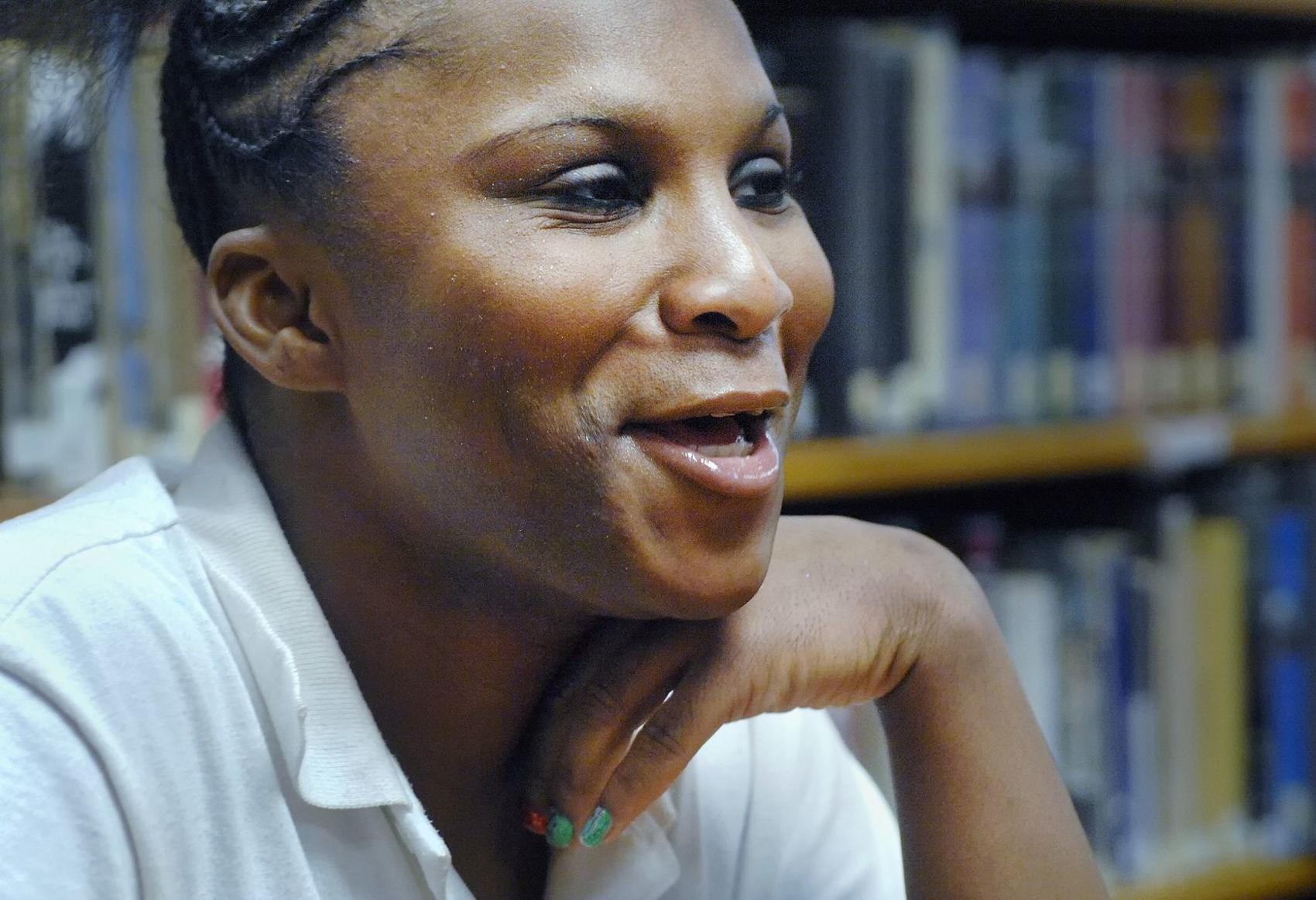 Embracing her identity: Transgender inmate fights for change, education