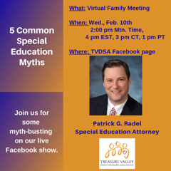 5 Common Special Education Myths