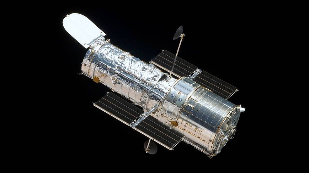 Live Webinar: Hubble's 30th Anniversary with Frank Summers