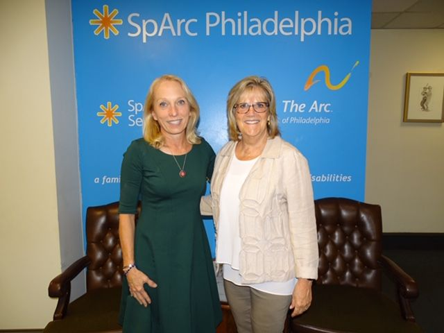 Congresswoman Scanlon Visits SpArc Philadelphia