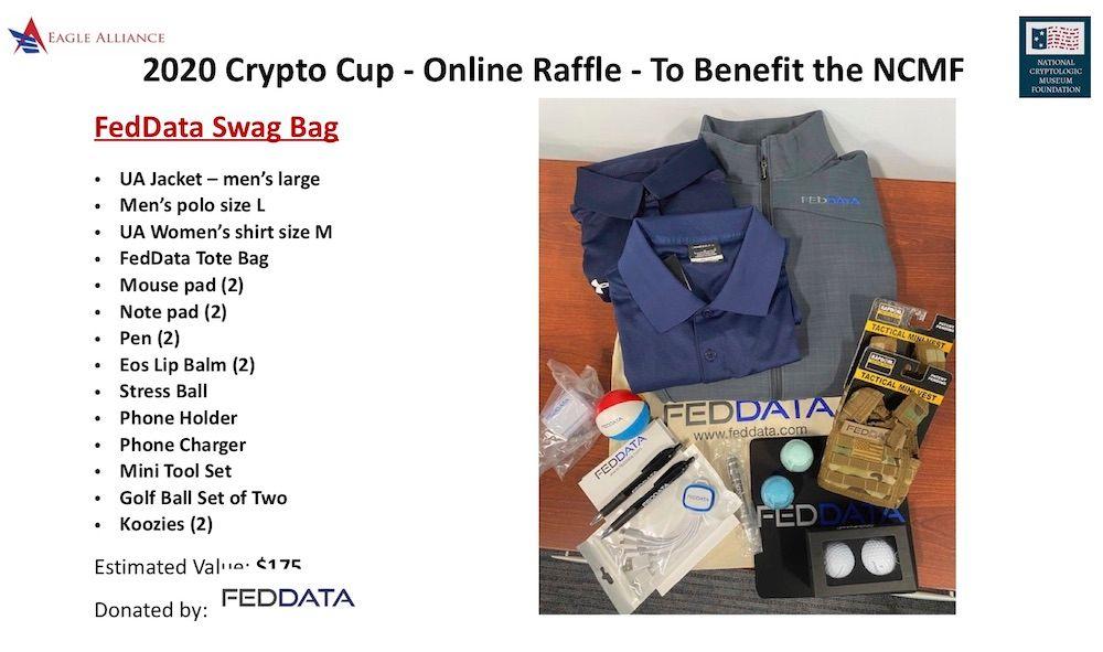 FedData Swag Bag