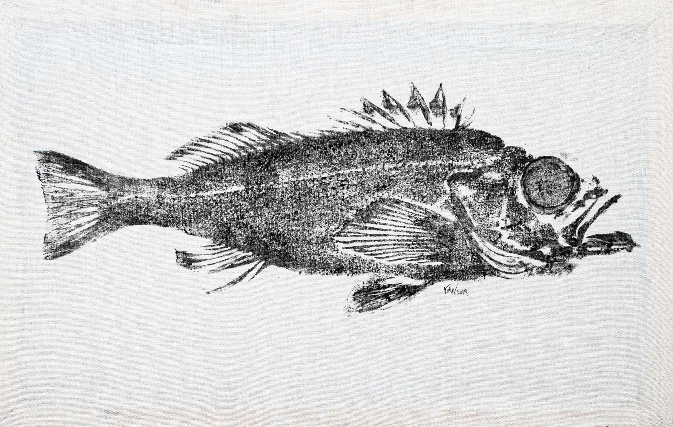 Chili Pepper Rockfish