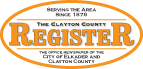 Clayton County Register