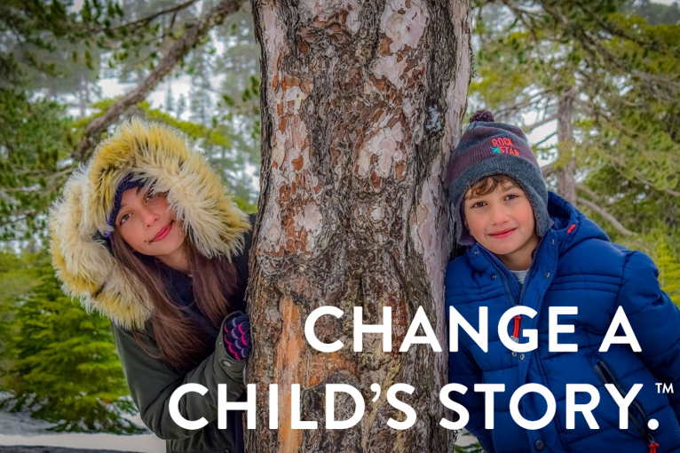 With your support, more children can thrive.