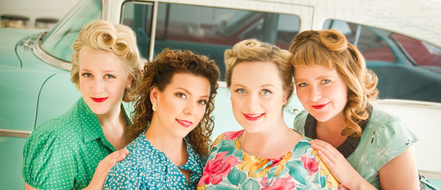 Rosie and the Riveters