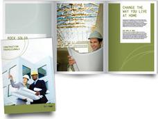Trifold Brochure - Oversize