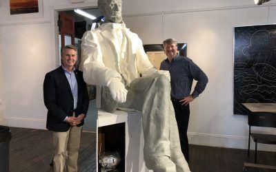 Lincoln Statue Fundraiser Video