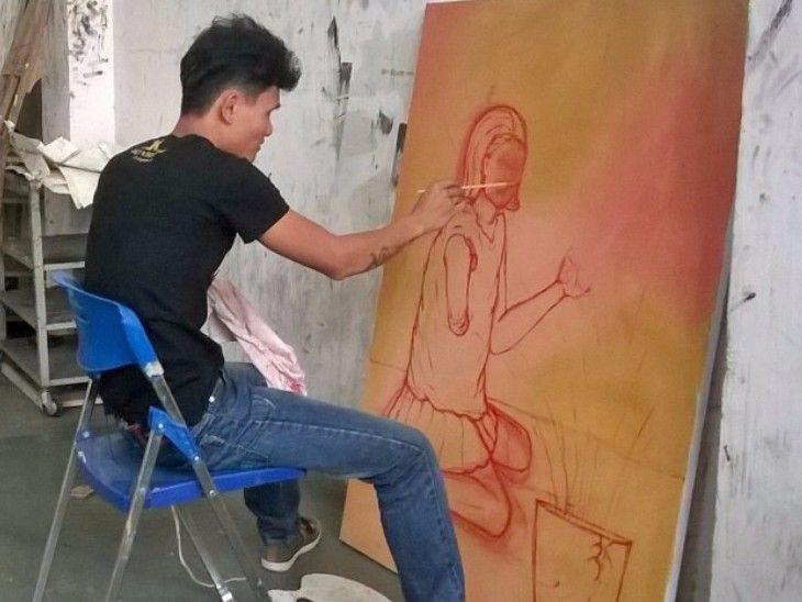 Le Van Hong's Story