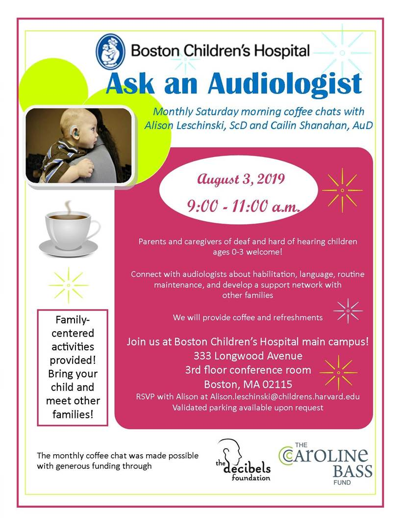 Ask an Audiologist
