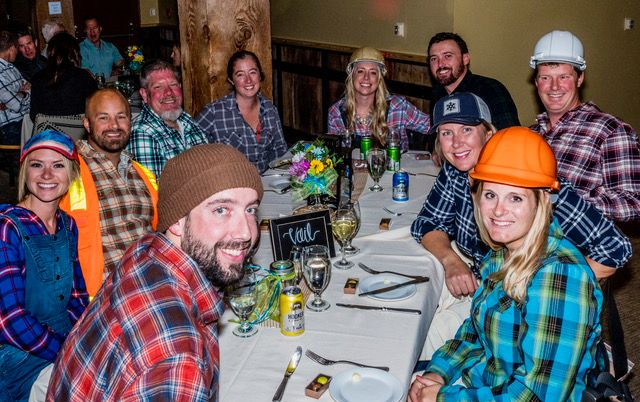 Vail EpicPromise Supports Overall Ball