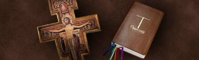 San Damiano Cross and Francisan Rule