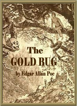 "1843: Publication of first installments of ""The Gold Bug"" by Poe"