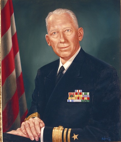 1960: VADM Laurence Frost, USN, became DIRNSA.