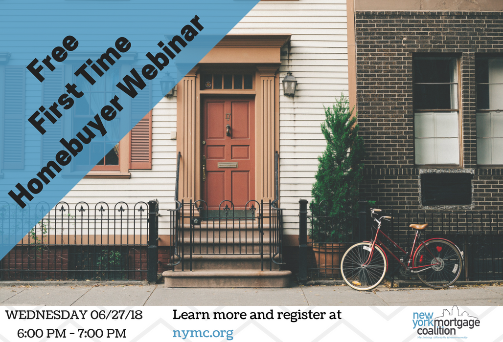 First-Time Homebuyer Webinar