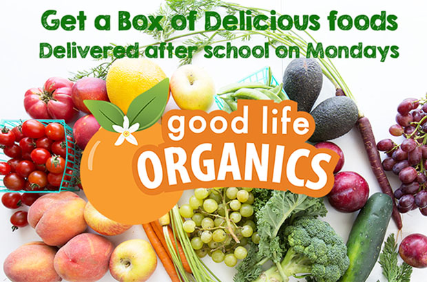 GOOD LIFE ORGANICS IS COMING TO ECES!