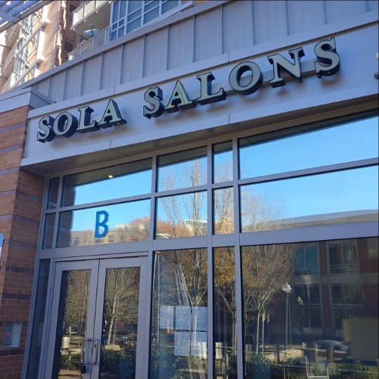 Sola Salon -Silver Springs