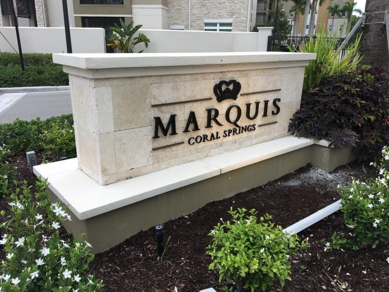 Multi-Family Community Entrance Signs